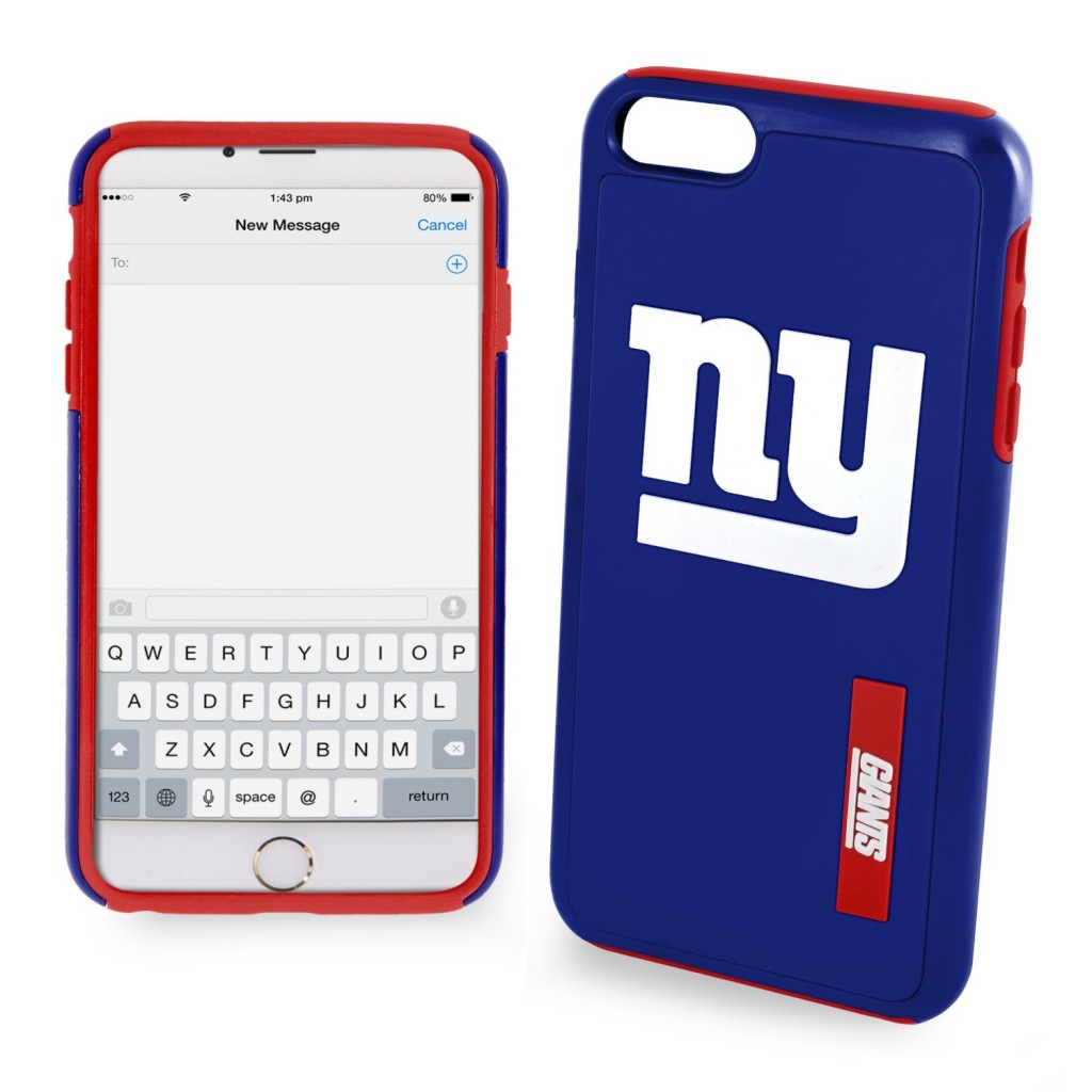 09c3c569f 4) This iPhone 6 Case will keep your phone safer than the Giants end-zone